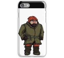 The Pink Nosed Gnome iPhone Case/Skin