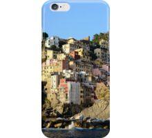 Riomaggiore in Cinque Terre, Italy iPhone Case/Skin