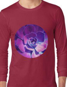 MOONLIGHT SUCCULENT Long Sleeve T-Shirt
