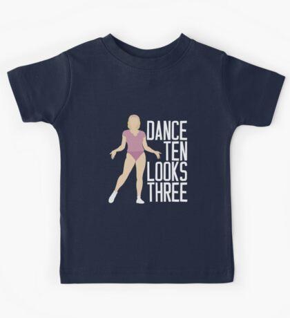 Dance 10 Looks 3   A Chorus Line Kids Tee