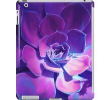 MOONLIGHT SUCCULENT iPad Case/Skin