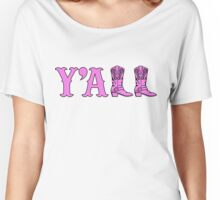 Y'all Women's Relaxed Fit T-Shirt