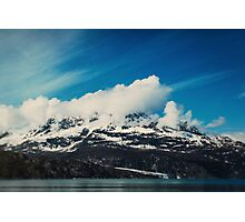 Alaska Mountain Photographic Print