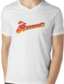 the raccoons Mens V-Neck T-Shirt