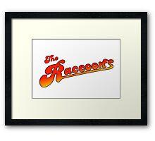 the raccoons Framed Print
