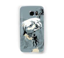 White & Wong Samsung Galaxy Case/Skin