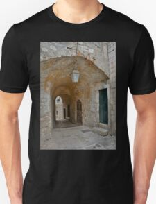 Street in Dubrovnik Old Town  Unisex T-Shirt