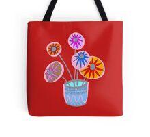 flowers in autmn Tote Bag