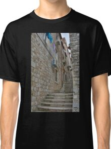 Street in Dubrovnik Old Town Classic T-Shirt