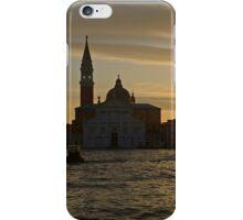 Sunrise in Venice, Italy iPhone Case/Skin