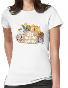 the get along gang Womens Fitted T-Shirt