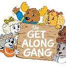 the get along gang by bbswedge