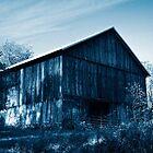 Blue Barn by vigor