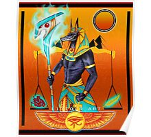 Anubis: The Test Poster