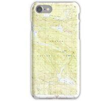 USGS TOPO Map California CA Childs Meadows 289187 1985 24000 geo iPhone Case/Skin