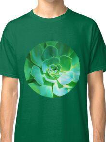 GREEN PLANT SUCCULENT Classic T-Shirt