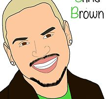 Chris Brown (Blonde) by TayloredHearts