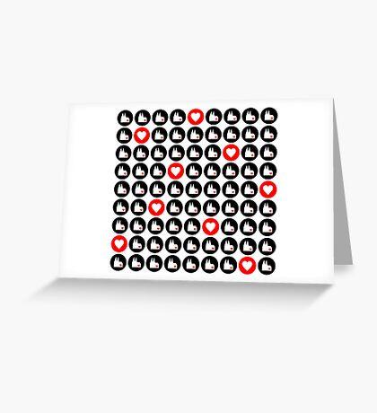 Köln-Liebe Greeting Card