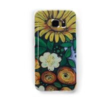 Super Market Bouquet- Yellow Samsung Galaxy Case/Skin