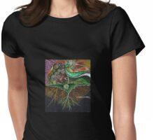 Reveal Womens Fitted T-Shirt