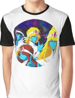 //INTERSTELLA 5555//  Graphic T-Shirt