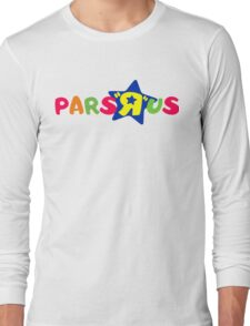 Tempa T  - ParsRus (Works with any color!) Long Sleeve T-Shirt