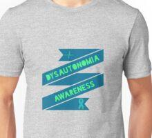 Dysautonomia Awareness Banner Unisex T-Shirt