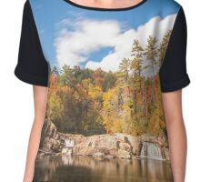 Linville Upper Falls Chiffon Top