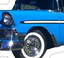 Classic Chevy Belair  Sticker