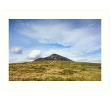 Sugar Loaf, Wicklow, Ireland Art Print