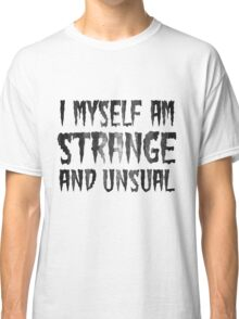 Lydia Deets Beetlejuice Strange Classic T-Shirt