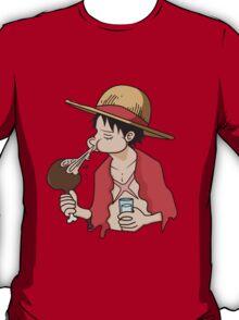 ONE PIECE: Midnight Snack Luffy T-Shirt