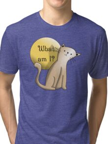 Existential Angst Tri-blend T-Shirt