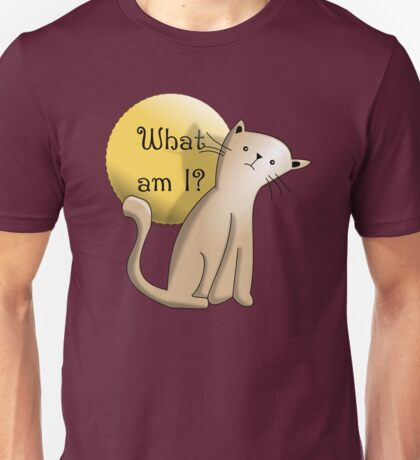 Existential Angst Unisex T-Shirt