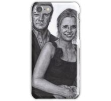Mr and Mrs Castle iPhone Case/Skin