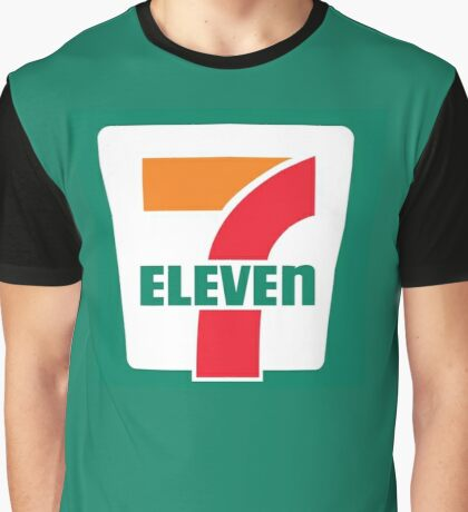 7-Eleven Graphic T-Shirt