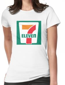7-Eleven Womens Fitted T-Shirt
