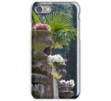 garden in summer iPhone Case/Skin