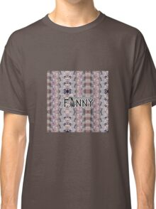 Groundskeeper Fanny Collage Tees Classic T-Shirt