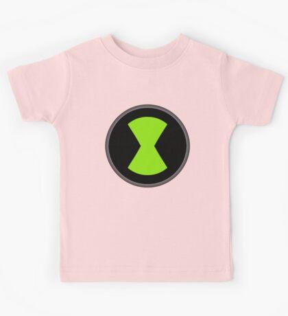 Ben 10 Omnitrix Logo Kids Tee