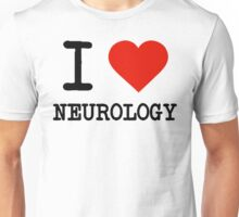 I Love Neurology Unisex T-Shirt
