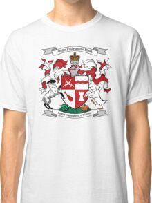Willy Nilly Coat of Arms Classic T-Shirt