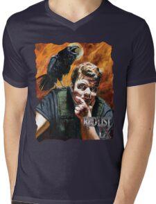 Masquerade Art: Red List - IX: Alex Swift Mens V-Neck T-Shirt