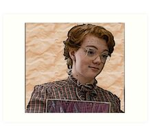 Barb's Revenge Art Print