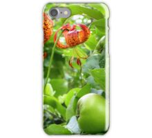 Lilies And Apples iPhone Case/Skin