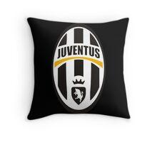 Juventus FC  Throw Pillow