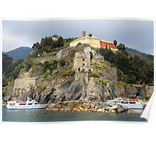 All About Italy. Piece 11 - Monterosso Poster