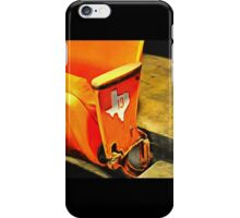 Houston Texas Astrodome Baseball Stadium Seat 101 Row 13 iPhone Case/Skin