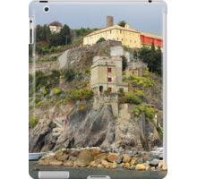 All About Italy. Piece 11 - Monterosso iPad Case/Skin