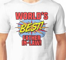 World's Best Father-In-Law Unisex T-Shirt